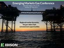 Emerging Markets Gas Conference