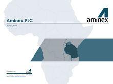 Aminex PLC