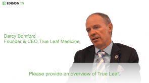 Executive Interview – True Leaf
