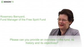 Fund manager interview - Rosemary Banyard