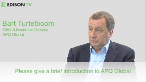 Executive interview - APQ Global