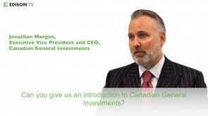 Executive interview - Canadian General Investments