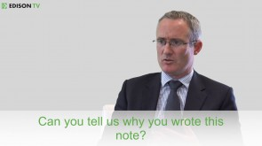 Alastair George discusses his note for Q4