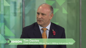 Executive Interview - Carr's Milling Industries