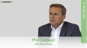 Executive interview - Ceres Power Holdings