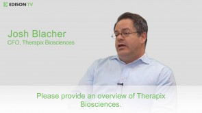 Executive Interview - Therapix Biosciences