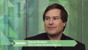Executive Interview - Frontier Developments