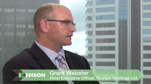 Executive Interview - Tourism Holdings Ltd.