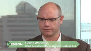 Executive Interview - Tourism Holdings
