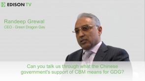 Executive Interview - Green Dragon Gas