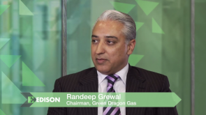 Executive Interview – Green Dragon Gas