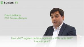 Executive interview - Tungsten Corporation, CFO David Williams