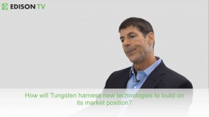 Executive interview - Tungsten Corporation, CEO Richard Hurwitz
