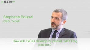 Executive interview - TxCell