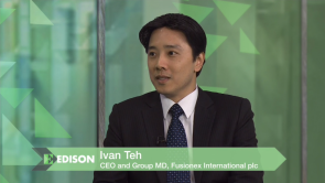 Executive Interview - Fusionex International