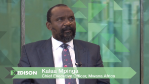 Executive Interview - Mwana Africa