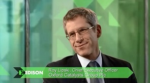Executive Interview - Oxford Catalysts