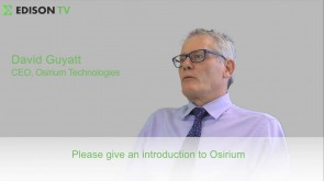 Executive interview - Osirium Technologies