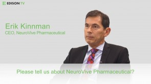 Executive Interview - NeuroVive Pharmaceutical