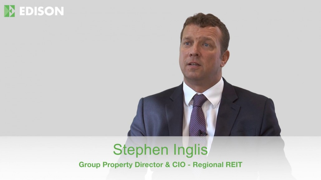 Executive Interview - Regional REIT