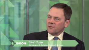 Analyst Interview - Sash Tusa on the European Aerospace & Defence sector