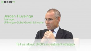 Executive interview - JPMorgan Global Growth & Income
