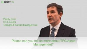 Executive interview - Tetragon Financial Management