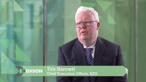 Executive Interview - NZX Limited
