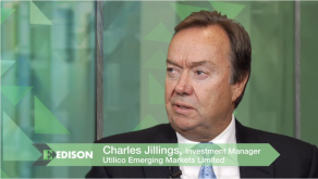 Executive Interview – Utilico Emerging Markets