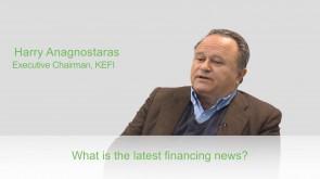 Executive interview - KEFI Minerals