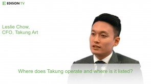 Executive interview - Takung Art