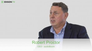 Executive Interview - Robert Proctor, CEO of audioBoom
