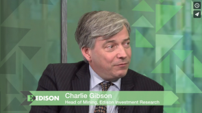 Analyst Interview – Charles Gibson's update on gold price