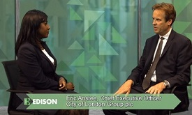 Executive Interview - City of London Group