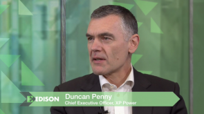 Executive Interview – XP Power