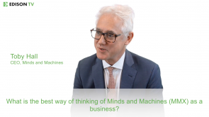 Executive interview - Minds + Machines Group